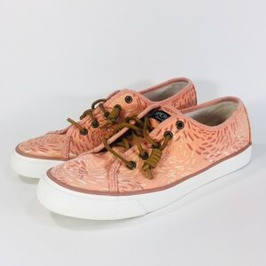 Sperry Topsider Seacoast Fish Circle Sneaker